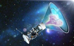 Antimatter driven sail for deep space mission to the Kuiper Belt Cred Hbar TechnosLLCElizabeth laguna