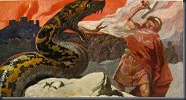 Raptor-Lizards of Mythology (5/6)