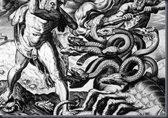 Raptor-Lizards of Mythology (3/6)