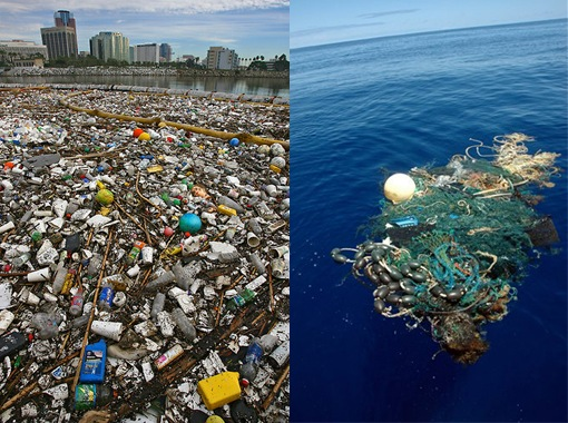 Plastic waste dumped in UK seas 'carried to Arctic within two years'