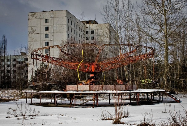 chernobyl today photos. WALK WITH ME IN THE LAND OF