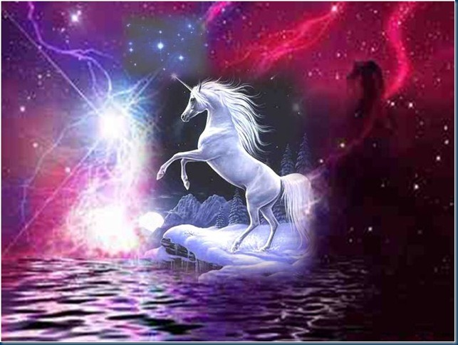 Mystical And Fabled Unicorns Icewolves Of Europa