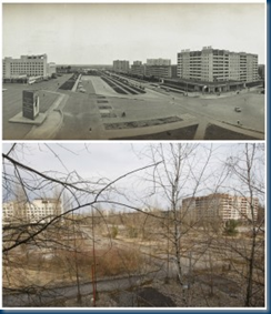 Pripyat Then and Now2