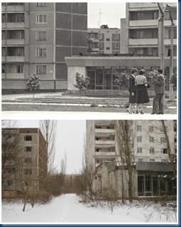 Pripyat Then and Now5