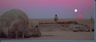StarWars-Planet Tatooine