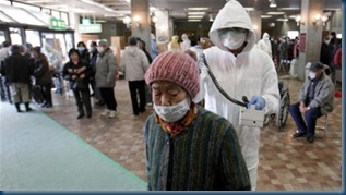 Scanning for Radiation_Fukushima shelters