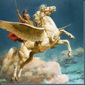Pegasus the Winged Horse ~ The Tale of Pegasus and Bellerophon (2/6)