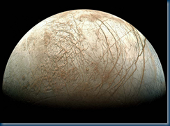 Europa's icy surface_plains of bright ice