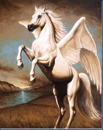 Pegasus the Winged Horse ~ The Tale of Pegasus and Bellerophon ...