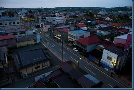 Japan Inside The Zone-Deserted streets and homes