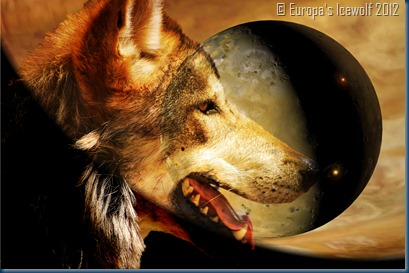 Io Moon Fire Wolf_Star of the Celestial Wolf