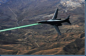 Weapons-Grade lasers (Image Credit: DARPA)