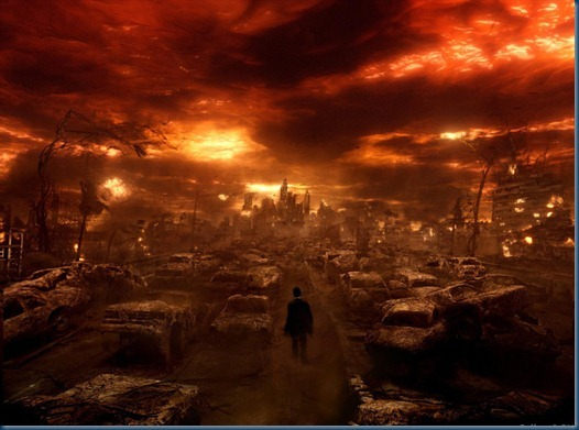 At the end of the World...the Apocalypse
