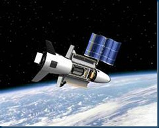 Robotic Space Plane X-37B