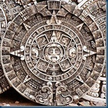 Mayan Long Count Calender Stone