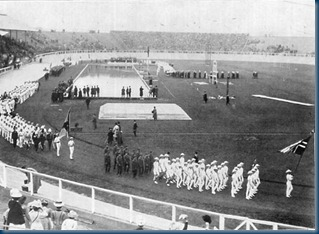 1908 Nations at White City stadium (2)