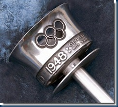 1948 Olympic Torch