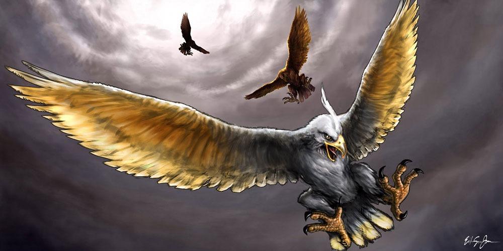 zeus symbol eagle - photo #3