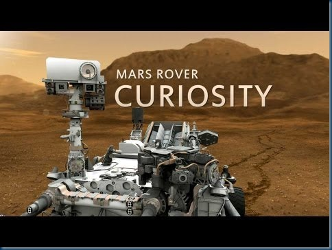 Mars Rover CURIOSITY Is Coming to Town! (2/6)