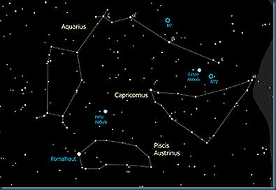 Capricornus - The Goat -The Constellation