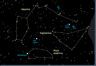 Capricornus - The Goat -The Constellation