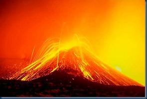 Mt Etna erupting2
