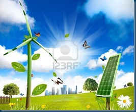 1025Wind-turbine-and-solar-cell-grows-in-the-field_Image Credit: 123RF