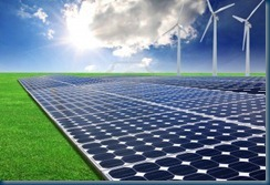 Solar-energy-panels-and-wind-turbine_Image Credit: 123RF