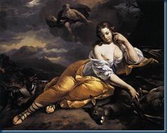Zeus and Callisto