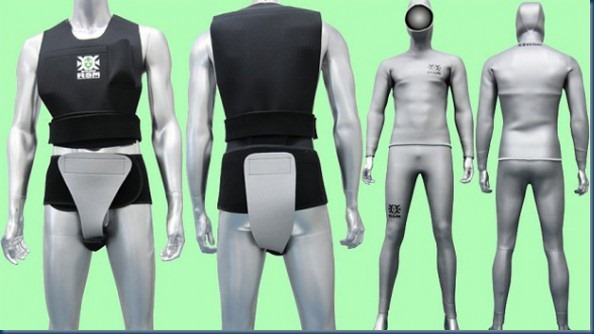 Anti-radiation underwear_swimwear