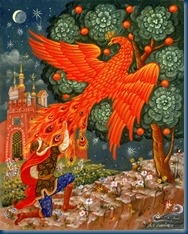 firebird Russian Art