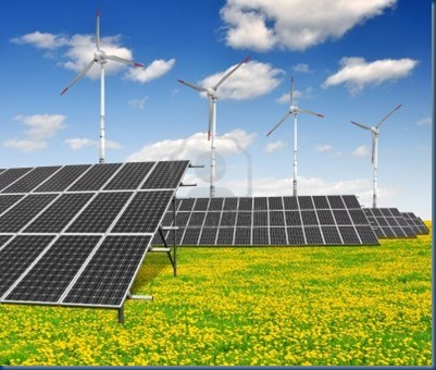 solar-energy-panels-and-wind-turbine_rapeseed field