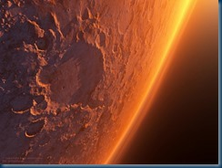 Gale Crater_Mars
