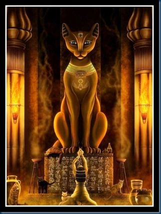 Bast_Egyptian goddess2_pinterest