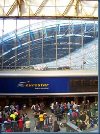 Eurostar terminal before closure_google images