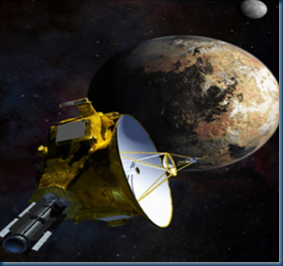 New Horizons_Image Credit: Google Images