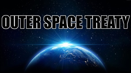 The Outer Space Treaty